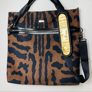 Abbi travel bag and crossbody